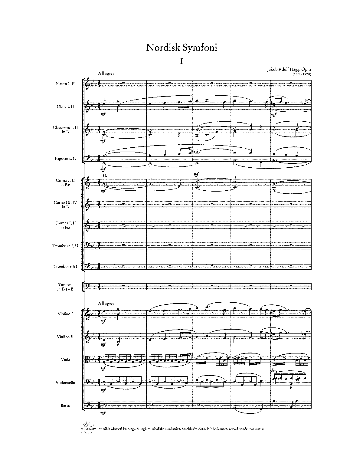 Nordisk Symfoni