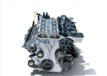 2008 Ford Ranger Engine