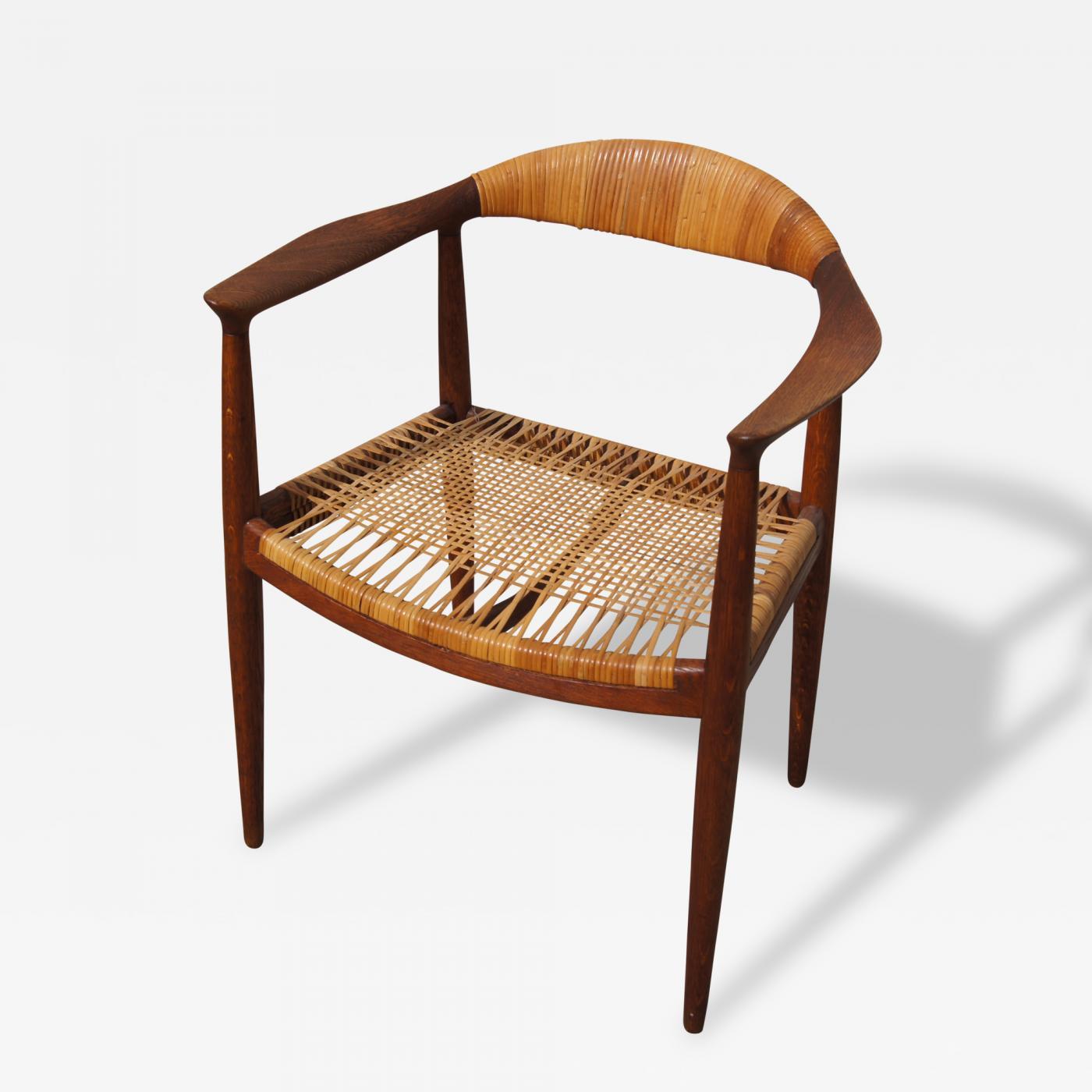 Hans Wegner The Chair Armchair By Hans Wegner For