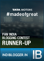 Tata Motors IndiBlogger Contest Winner