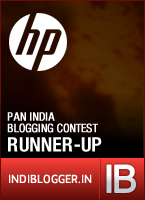 HP Star Wars IndiBlogger Contest Winner