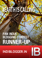 Earth Is Calling - Runner up!