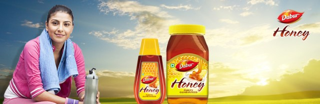 Dabur Honey cover