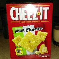 Cheezit Italian Four Cheese Crackers Reviews 2019