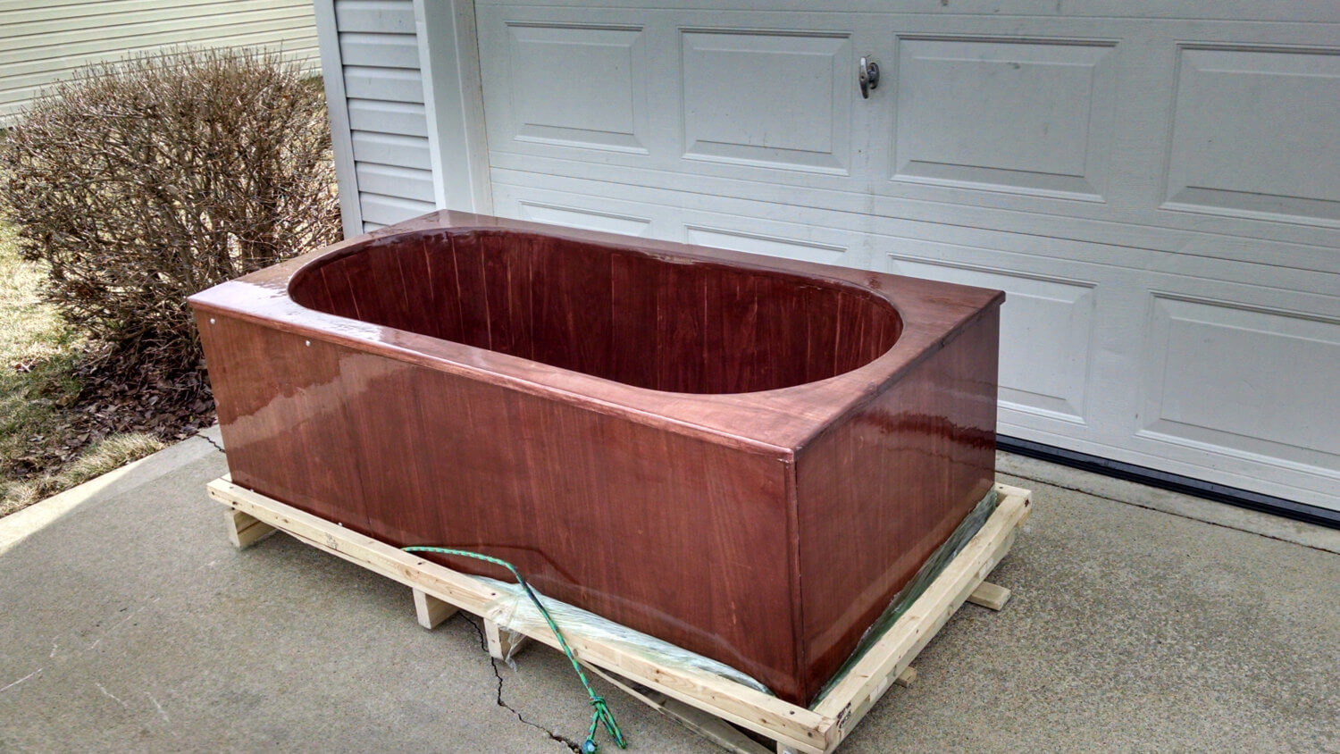 Download Built In Tub Ideas Gif