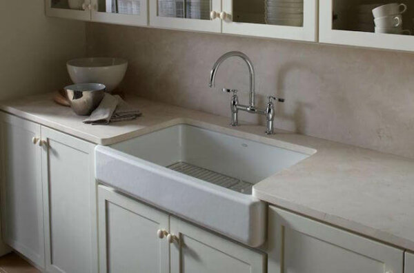 eco friendly kitchen sinks insteading