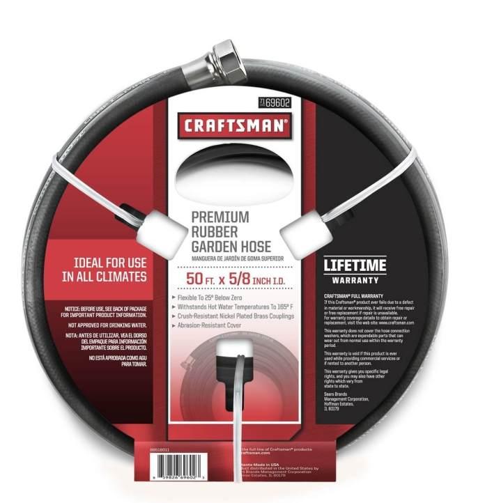 Premium garden hose