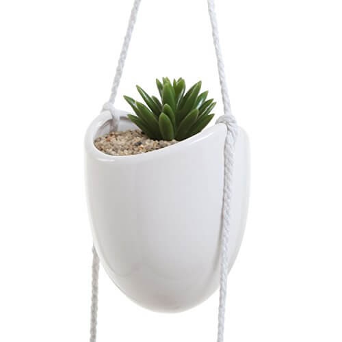 Modern Hanging Planters Outdoor