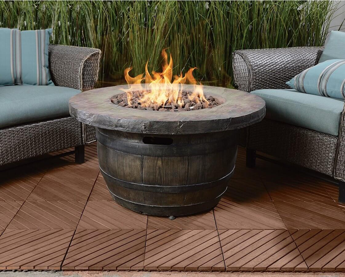 Fire Pit Tables Insteading