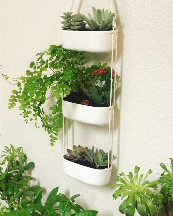 3-tier planter