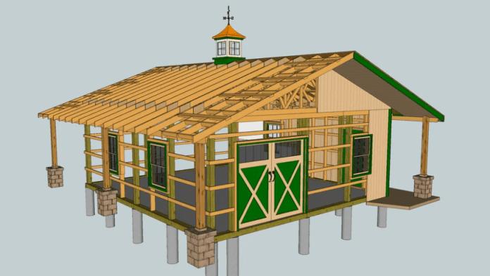 Ron-fritz-pole-barn