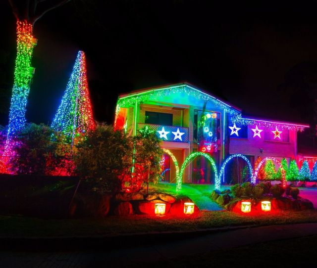 Computer Controlled Christmas Lights With Light O Rama  Steps With Pictures