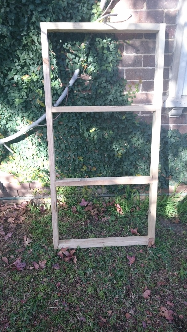 Build the Top and Bottom Frames