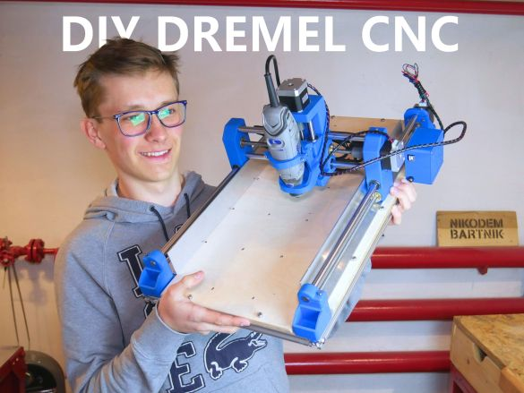 Cutting with CNC Dremel