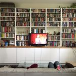 Ikea Hack Built In Cabinets And Bookshelves 6 Steps With
