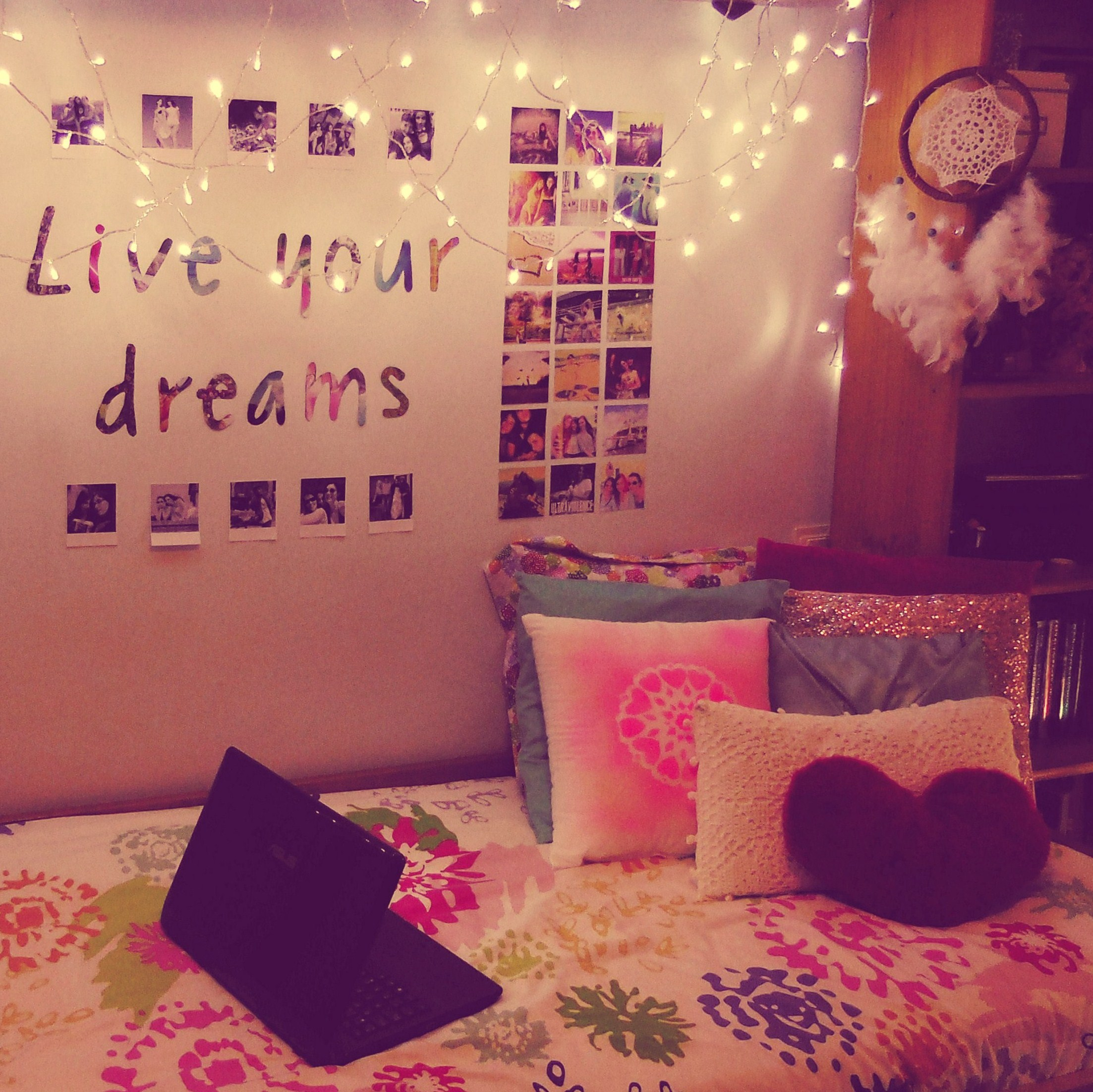 DIY Tumblr Inspired Room Decor Ideas! Easy & Fun ... on Photo Room Decor  id=49476