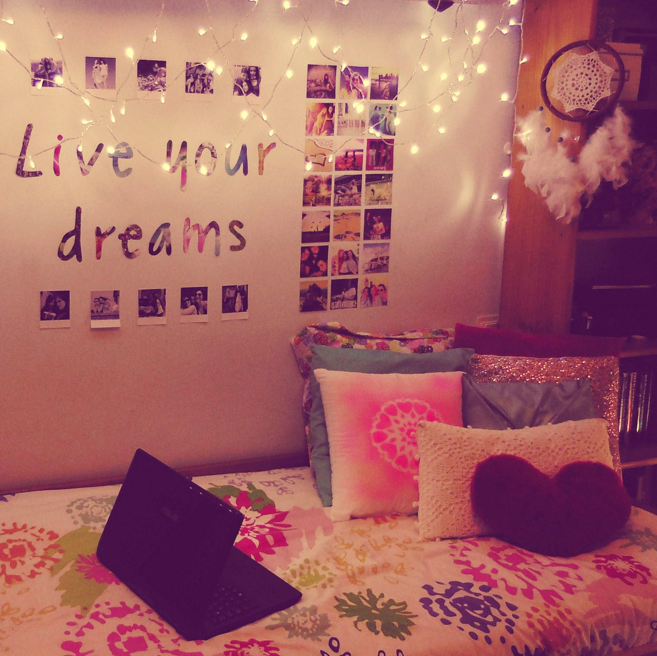 DIY Tumblr Inspired Room Decor Ideas! Easy & Fun ... on Room Decor Tumblr id=22127