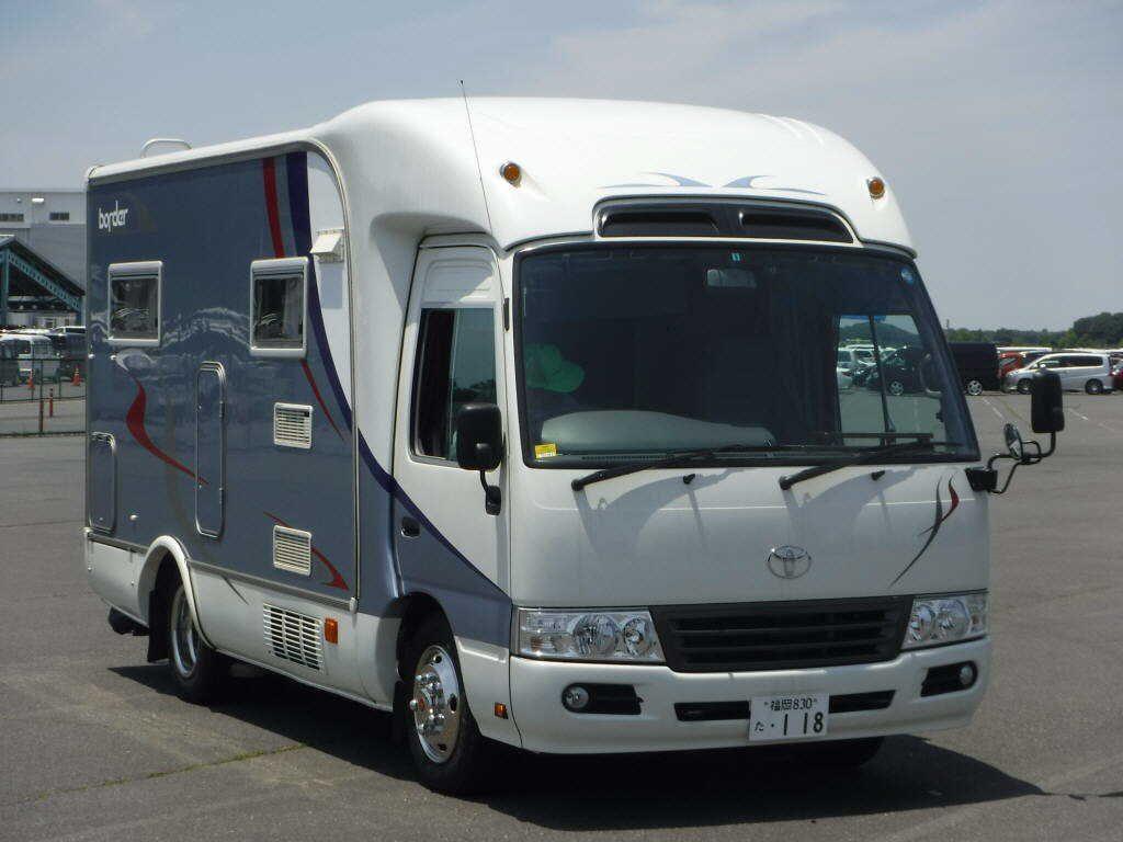 Toyota Camper Vans For Sale