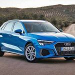Audi A3 Sportback 30 Tfsi Technik 5dr On Lease From 215 21