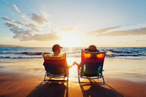 Expats Retired on the Beach