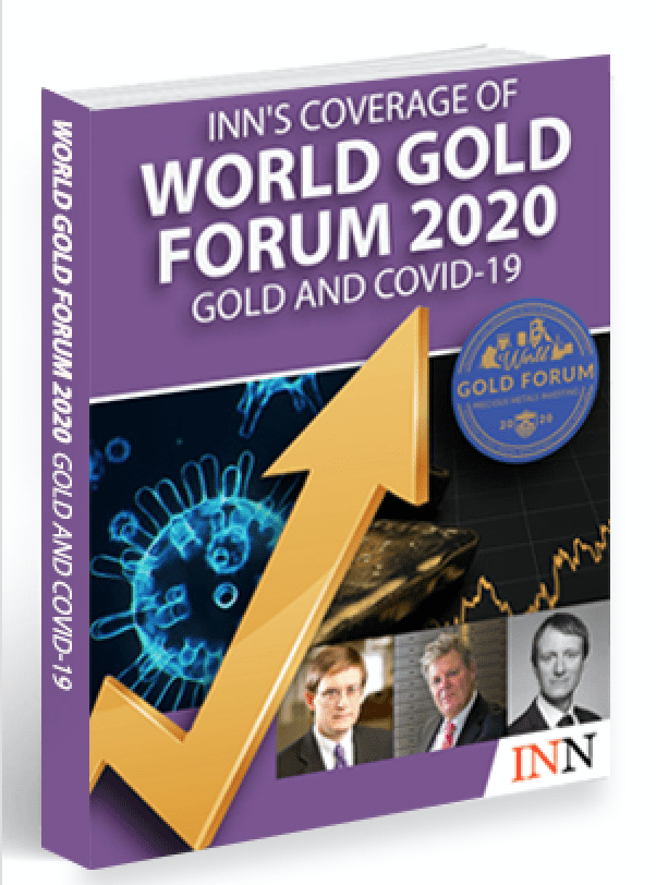 World Gold Forum 2020 report cover