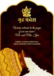 Online Invitation Card Designs   Invites Glitter and the Grains