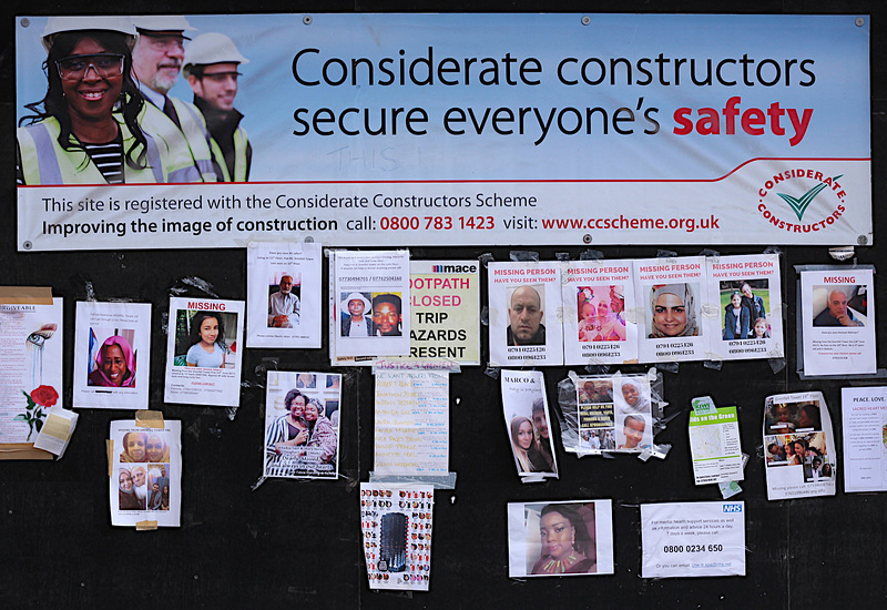 Cosiderate Constructors Secure Everyone's Safety
