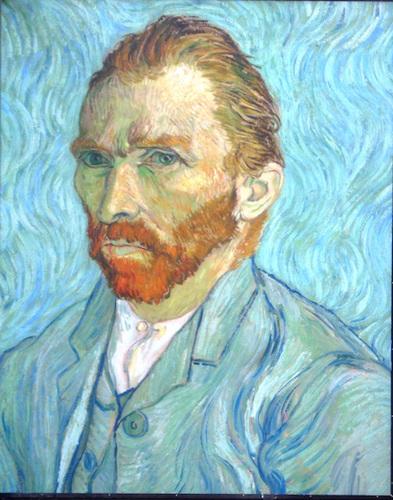 Ipernity Vincent Van Gogh Autoportrait By Daniela