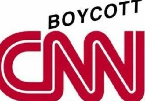 Image result for boycott cnn