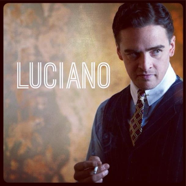 Boardwalk Lucky Empire Luciano