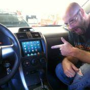 iPad mini tableau de bord