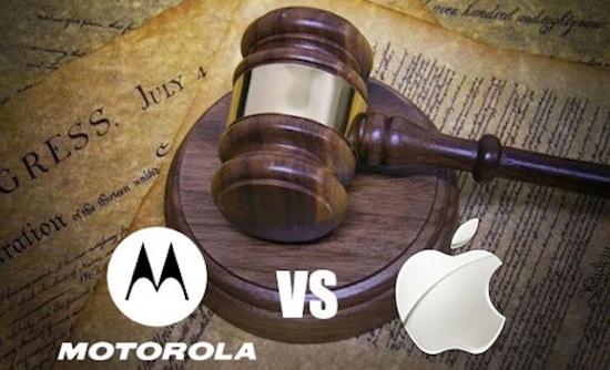 Motorola Apple Justice