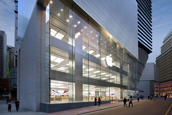 Causeway Bay Apple Store Pays the World s Most Expensive Rent     Causewaybay hero