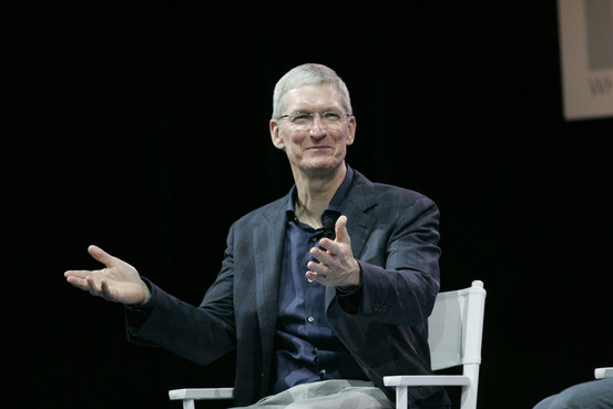 Tim Cook Donates 50,000 Apple Shares, Worth $6.56 Million ...