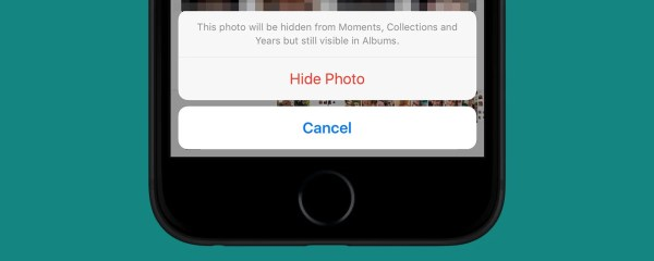How to Hide a Photo from the People Album on iPhone