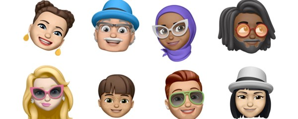 New for iOS 12: Turn Yourself into an Animoji with Apple's ...