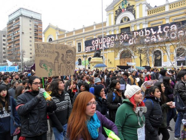 OP-ED: Beyond the Street Protests: Youth, Women and ...