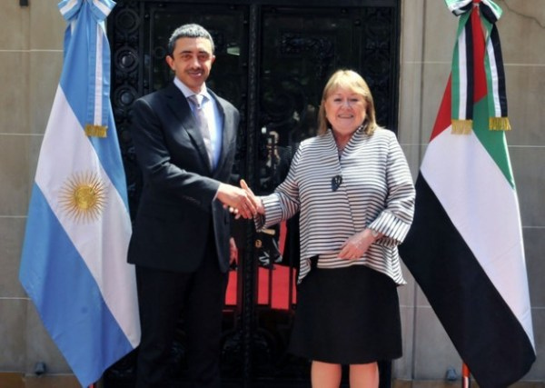 Argentina and United Arab Emirates Open New Stage in ...