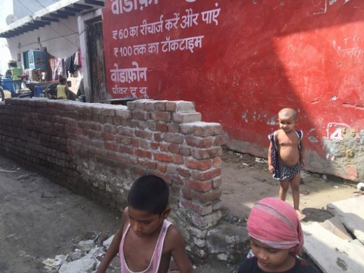 Children from rural areas and disempowered homes are ideal targets for trafficking in India and elsewhere. Credit: Neeta Lal/IPS