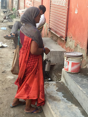 In India, a country where U.N. figures indicate that 270 million people - or 21.9 percent of the population - live below the poverty line, justice for the poor is often delayed as well as denied. Credit: Neeta Lal/IPS
