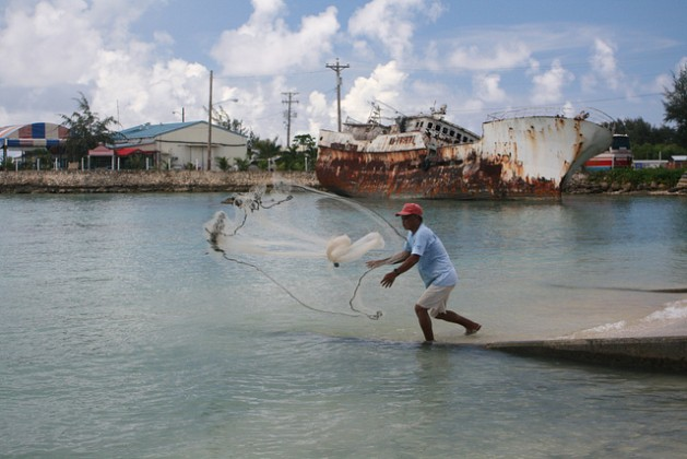 200 million people worldwide rely on fishing and related industries for their livelihoods. Credit: Christopher Pala/IPS.