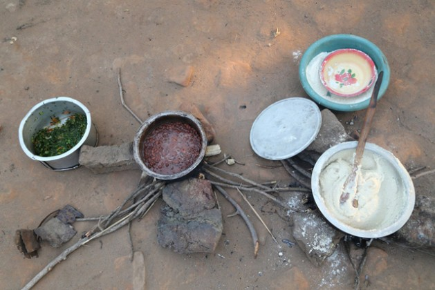Cost of a plate of beans in Switzerland: 0.4 per cent of daily income. Cost of same meal in Malawi: 41 per cent of daily income, according to new World Food Programme (WFP) data. Photo: WFP West Africa
