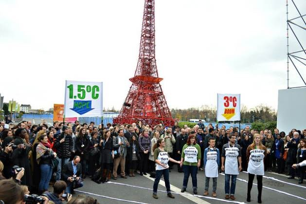 The Paris agreement, which was adopted in December 2015 and which came into force in record time in October 2016 as a demonstration of international concern over climate change, may face a major test and even an existential challenge in 2017, if Trump fulfils his election promise to pull the US out. Credit: Diego Arguedas Ortiz/IPS.