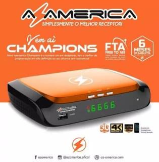 Resultado de imagem para AZAMERICA CHAMPIONS