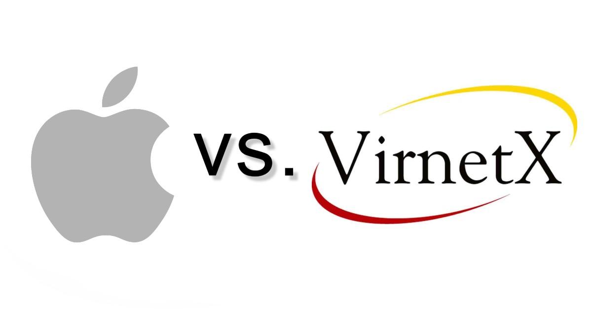 Apple vs.  VirnetX
