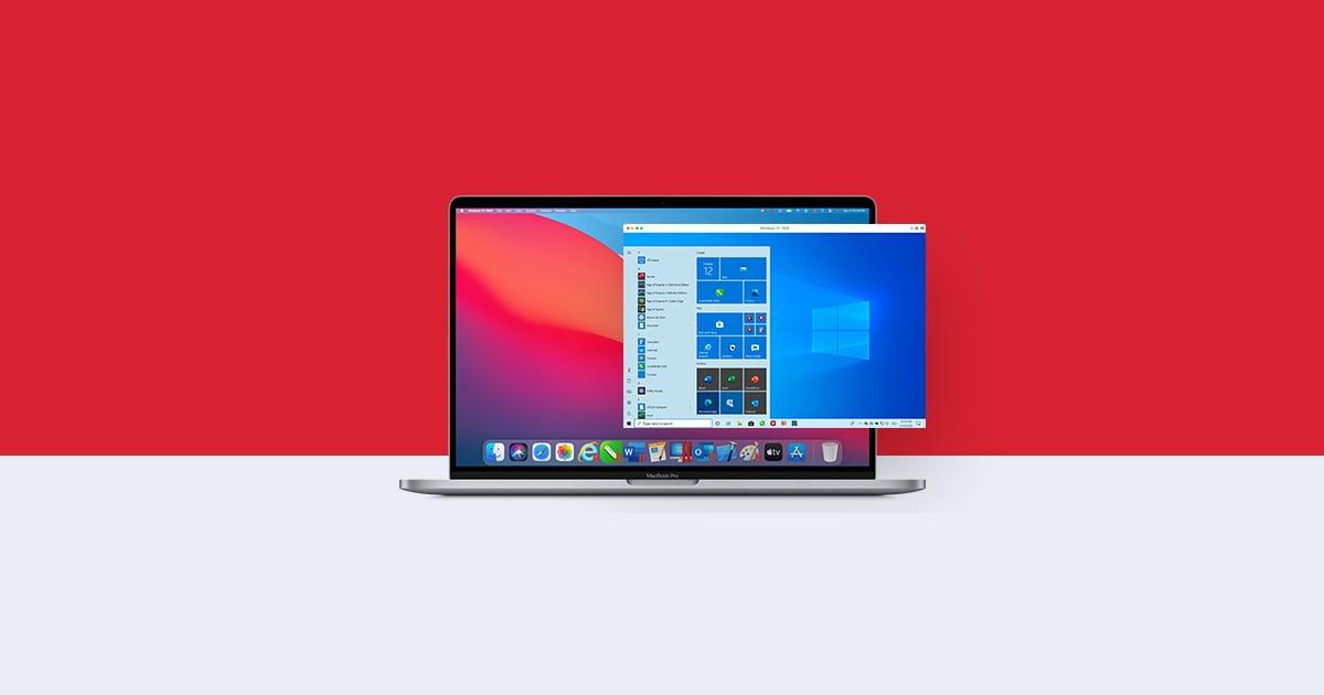 Parallels для M1 Mac