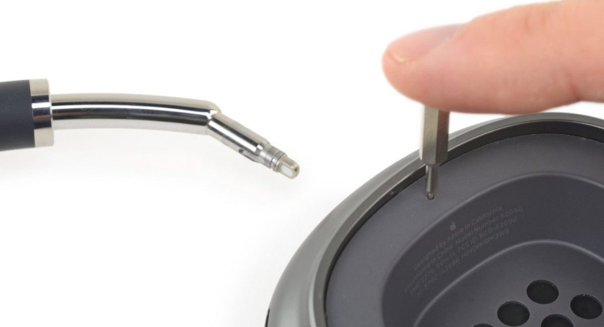AirPods Макс iFixit