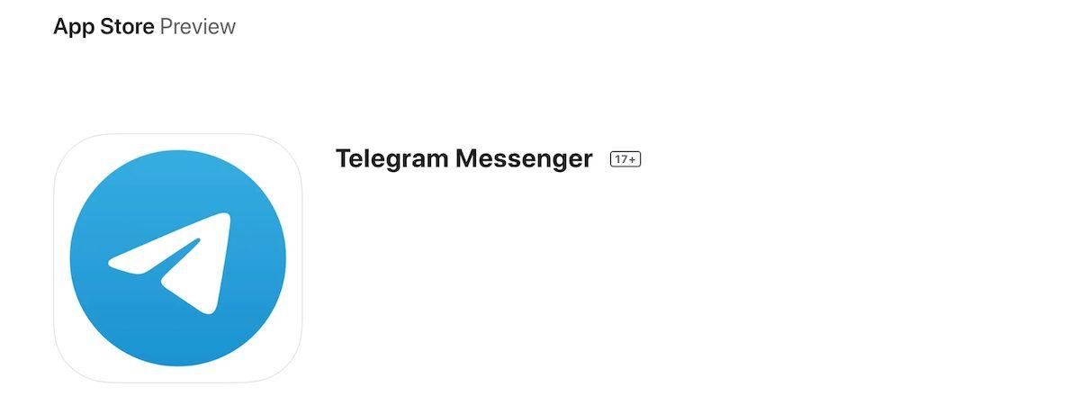 Apple подала в суд из-за Telegram