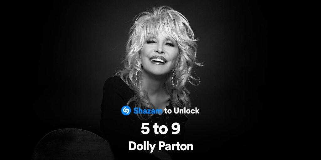 Предложение Shazam и Dolly Parton для Apple Music