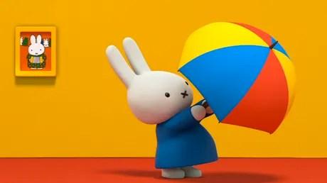 Miffy's Adventures Big and Small Umbrella